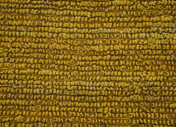 abrash gold jute and hemp flat weaves Rug - CloseUp