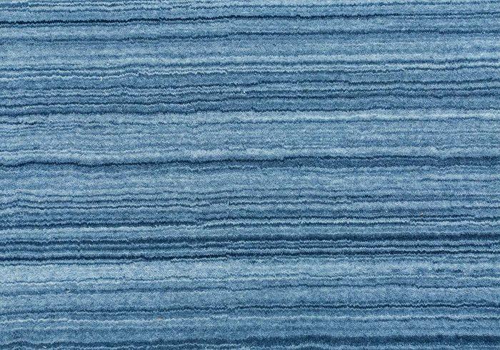 tesoro blue others hand loom Rug - CloseUp