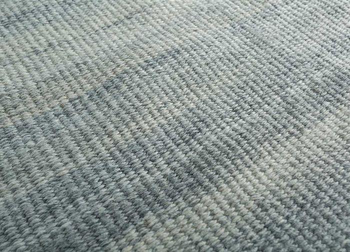 aqua blue others flat weaves Rug - CloseUp