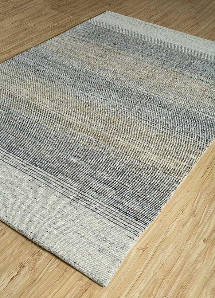 tesoro ivory wool hand loom Rug - FloorShot