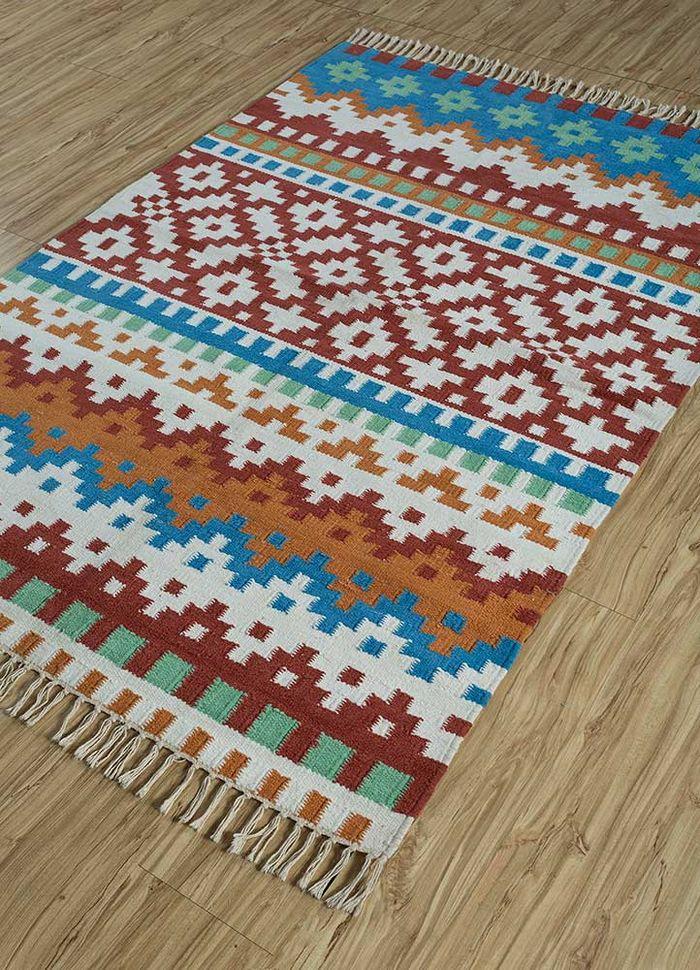 heritage ivory others flat weaves Rug - FloorShot