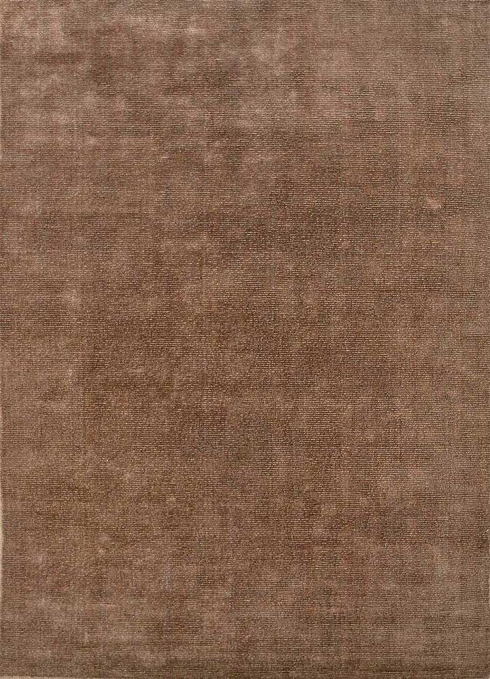aprezo beige and brown jute and hemp hand loom Rug - HeadShot