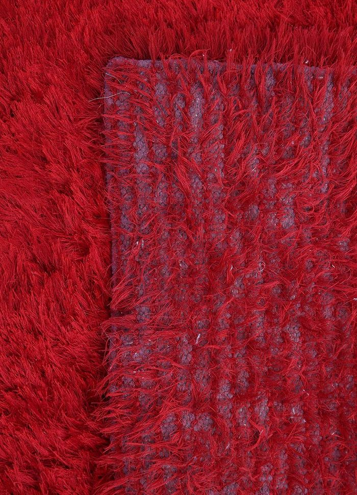 nadia red and orange others shag Rug - Perspective