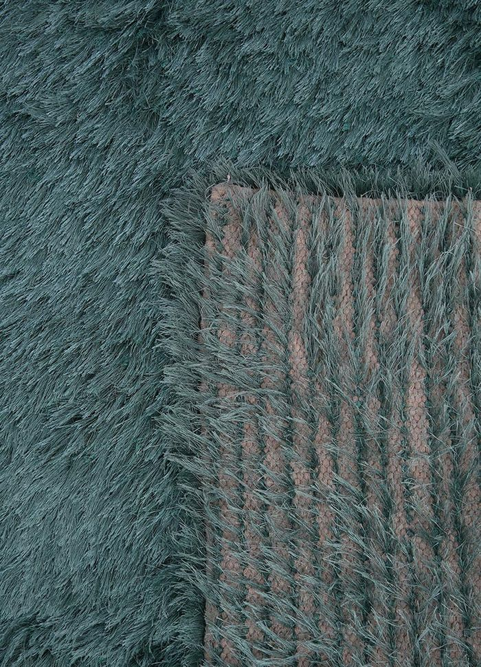 nadia blue others shag Rug - Perspective
