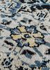 liberty gold wool hand knotted Rug - CloseUp