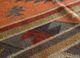 bedouin pink and purple jute and hemp flat weaves Rug - CloseUp