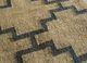 indusbar ivory jute and hemp flat weaves Rug - CloseUp