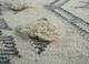 anatolia ivory wool flat weaves Rug - CloseUp
