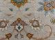 biscayne ivory wool hand knotted Rug - CloseUp