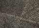 shudd grey and black wool and viscose hand tufted Rug - CloseUp