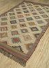 kaross ivory jute and hemp flat weaves Rug - FloorShot