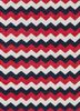 PDCT-63 Red/White red and orange cotton flat weaves Rug