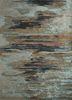 TAQ-4305 Dark Ivory/Amber Gold ivory wool and viscose hand tufted Rug