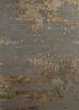 TAQ-4389 Ashwood/Honey grey and black wool and viscose hand tufted Rug
