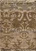 pansy multi wool hand knotted Rug - HeadShot