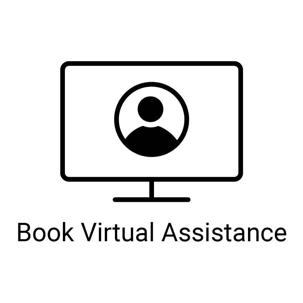 Book Virtual Assistance