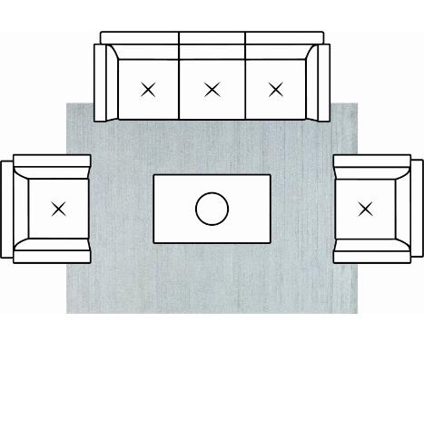 180x270 cm & 240x300 cm Rugs